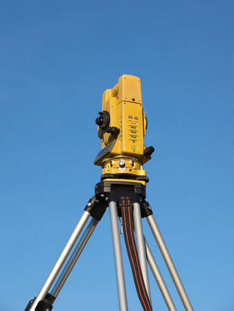 The total station is digital geodetical instrument for angles and distance measurement