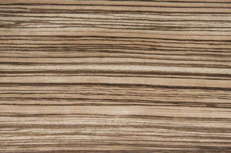 veneer: natural zebrano wood veneer texture