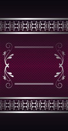 elegância: elegance design background Ilustração