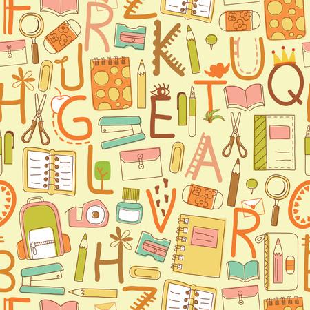 school bag: Estacionario