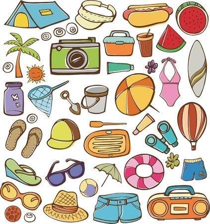 sandal tree: Campamento de vacaciones de verano y los elementos de nataci�n