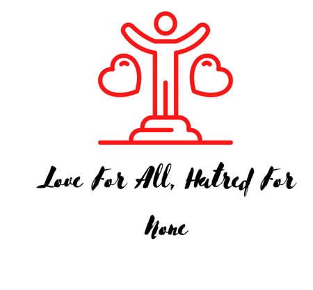 Love illustration concept.