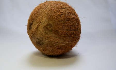 dry coconut.