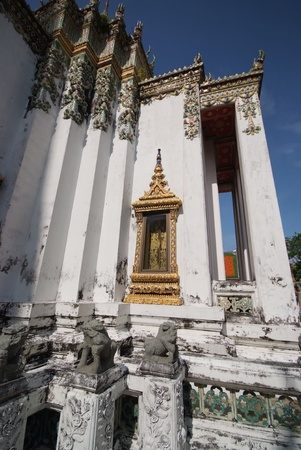 Wat Pho in Bangkok. photo