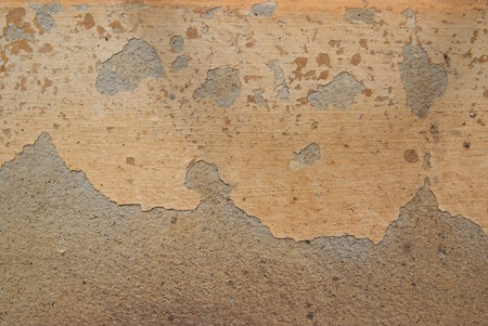 old wall with cracks and texture Stock Photo - 10613617