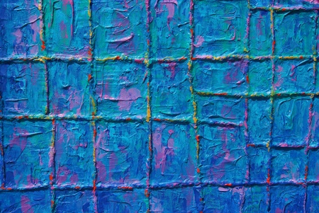 Texture, background of colorful painting Stock Photo - 13822958