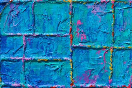 Texture, background of colorful painting