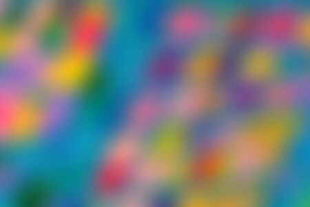 Blur, background and colorful  Image of an original  Abstract