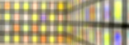 Art, square, colourful, pattern, blur background. Intentionally blurred editing post production.