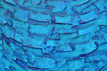 Blue texture, background of acrylic painting Stock Photo - 38492226