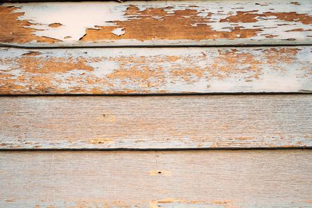 Primer viejo muro de madera marrón y azul. Fondo de grunge. Viejo muro, hecho de madera. De telón de fondo, fondo