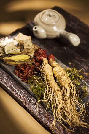 accumulate: Ginseng