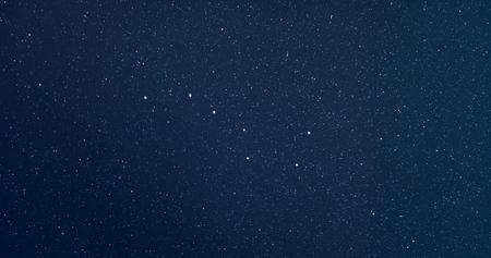 Incroyable constellation de la Grande Ourse ou de la Grande Ourse ou de la Grande Ourse Banque d'images