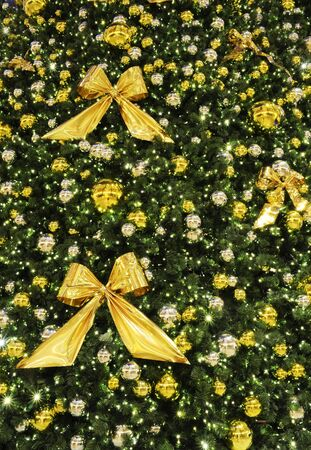 Close Up of a Christmas Tree Stock Photo - 5709792