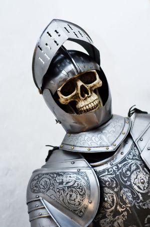 visor: Death Knight in his Armor