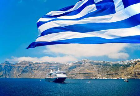 Cruise in the Mediterranean Sea photo