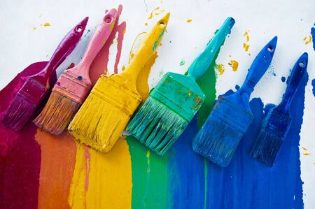 Different Colors Stock Photo - 6884375