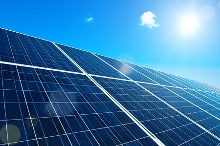solarpower: Solar panel
