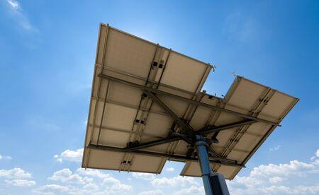 Solar anlage Stock Photo - 9090015