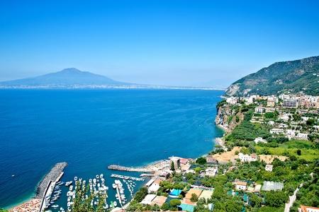 Gulf of Naples, Italy photo