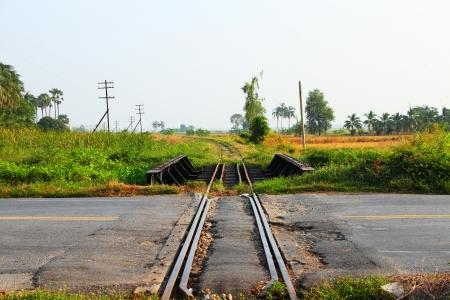 railway cross road