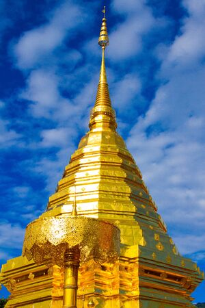 Phra That Doi Suthep, Chiang Mai,Thailand Stock Photo - 16706805