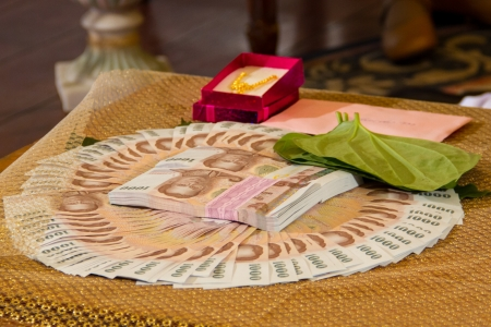 The Dowry Marriage in Thailand