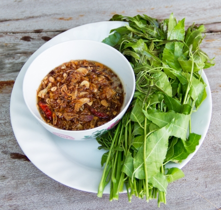 quinine: Neem with Sweet sauce Delicious Thai style Food