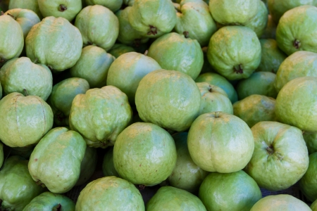 Guava in the market,Thailand