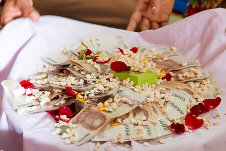 dowry: The Dowry Marriage in Thailand