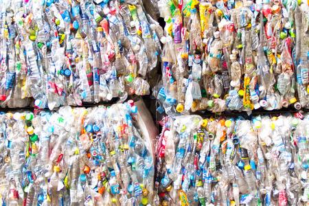 Plastic scrap for recycling Фото со стока - 31566262