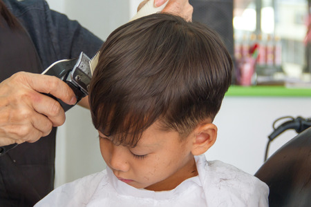 barbershop: The boy are haircut barbershop