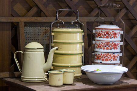 kitchen appliances: Appliances of zinc in the kitchen