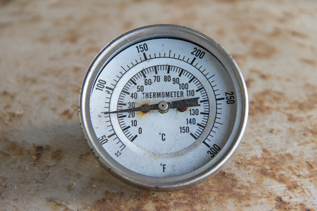 gage: old gage temperature