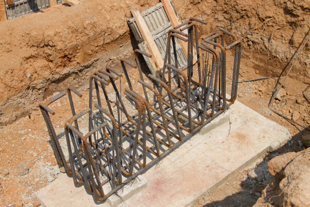 Reinforcement of building foundations