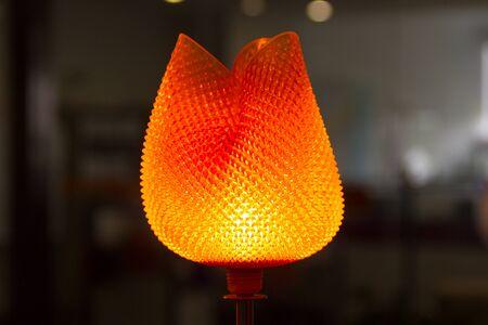 furniture: table lamp