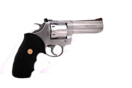 magnum: 357 magnum revolver