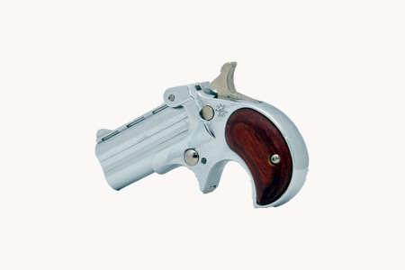 Derringer type pistol