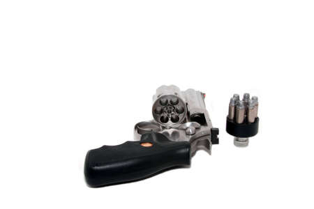 loader: Revolver and Speed loader