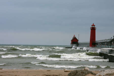 Great Lakes lighthouse photo