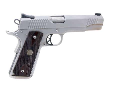 Semi automatic pistol photo