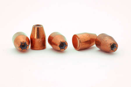 45 caliber hollow point bullets