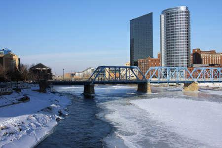rapids: Downtown Grand Rapids, MI