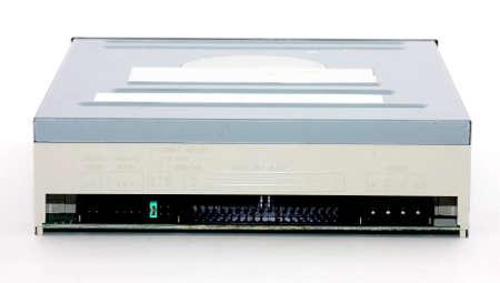 cd rom: CD ROM drive Stock Photo