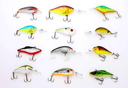 Crankbaits for fishing