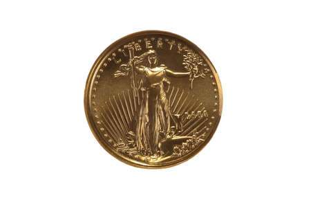 US gold eagle coin