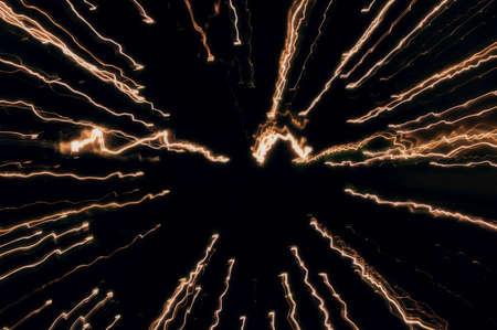 Light burst abstract Banco de Imagens