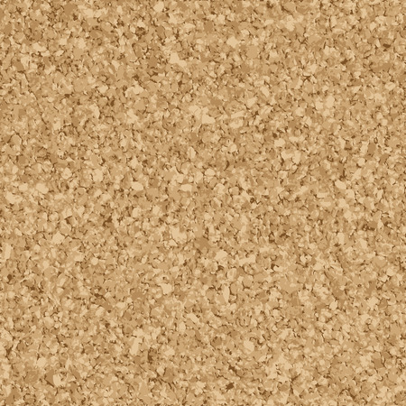 seamless background - cork board Vettoriali