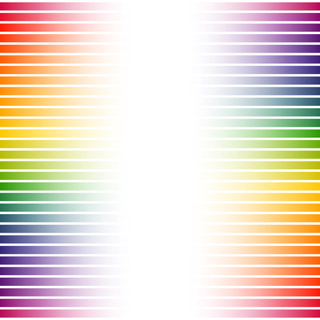 seamless background stripes multi colored Vector