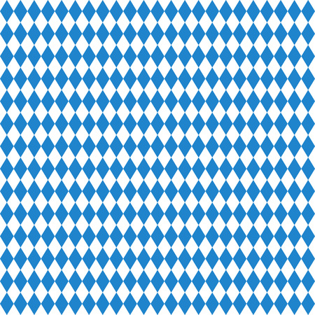 seamless background bavarian Oktoberfest Vector